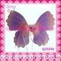 tutu de hadas ala de mariposa para la fiesta de disfraces