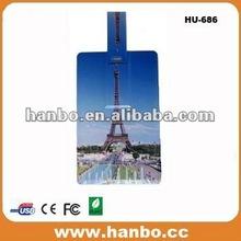 hot popular visa card USB hard drives