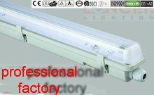 E IP65 T5 lighting fixtures 14W/28W/35W ISO9001/CE/ROHS/GS/BSCI halogen waterproof 12v lights