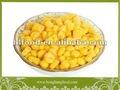 maíz dulce fresco en salmuera