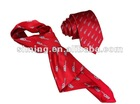 custom ties and scarves for advertisment or promotion