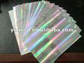 holograma de papel para envolver regalos