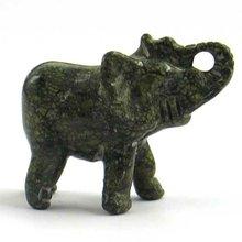 """1 """" animaux Elephant sculpture algues Jasper pierre"""