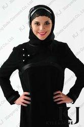 black abaya/jibab 2012