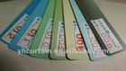 aluminium slats for venetian blinds
