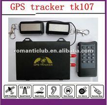 2012 newest vehicle gps tracker tk 107