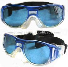 high protective eyewear for basketball with UV protection