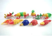 CANDY PULL BACK ANIMALS PLASTIC CANDY TOYS TOY CANDY