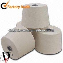 100%polyester spun yarn manufacturer