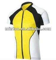 Sublimated Mountain Bike Wear Popular Cycling Shirts