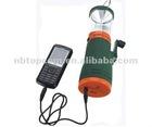 4 led hand cranking lantern