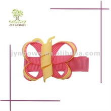 2012 new arrival butterfly hair bows NB004