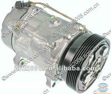 Sanden SD7V16 1206 /1221 Compressor applicable for Audi TT L4 / Audi TT Quattro /Volkswagen Golf Part No 1J0820803A 1J0820805