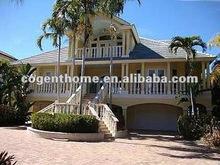 W33570EB island vocation design prefabricated beach house China