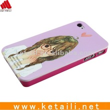 new design mobile phone case for Iphone housing with any possible logo