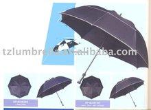 UV Resistent Sun Umbrella With Air Vent
