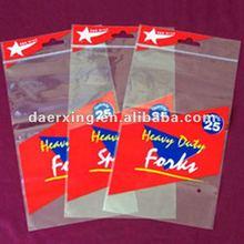 eco friendly opp bags self seal