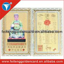 reliable direct factory wholesale talisman /amulets cards