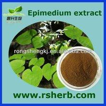 Natural Epimedium Leaf P.E.
