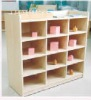 HIGH QUALITY SCHOOL WOOD TOY CABINET(HB-03909)