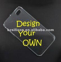 For iphone 4 Hard plastic custom case