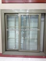 alu metal office sliding window in guangzhou