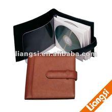 Leather CD holder