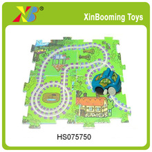 Fashion & New Design Wind up Car With Puzzle wind up railway toy