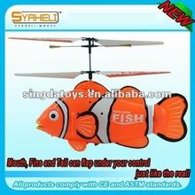 3CH RC Flying fish