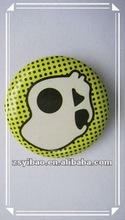 2012 Cartoon Promotional Tin Button Badge