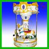 2015 fun rides!!! playground machine amusement mini carousel horse