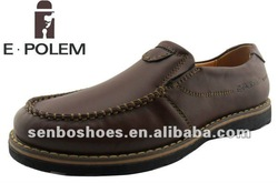 E.POLEM 2012 leather shoe footwear shoes