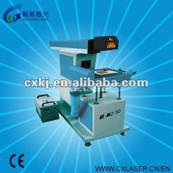 CE approval silicon cartridge co2 laser printer