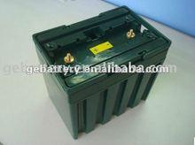 12v 18650 battery pack , golfer cart battery e-car battery 40Ah