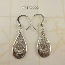 top popular newest model beautiful tear earrings