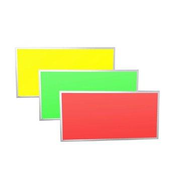 Ultra thin 22W 300*600 RGB panel light thin 8.5mm