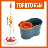 TOPOTO 360 microfiber floor mop,smart mop new cleaning product