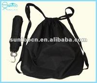 Gift folding umbrella with beach bag set