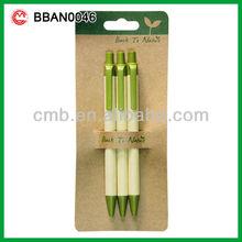 Eco Paper Promotional Pen Set