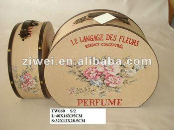 retro decorative storage chest
