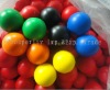 round shiny PU stress ball for kids gifts,promotional gifts