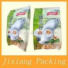 flexible printing and lamination packaging snack food packaging side gusset bag