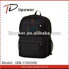 Black solar battery bag from IIpower