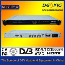 MPEG4 SD encoder asi input encoder