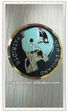 Patriots National Football League Metal Souvenir Coin