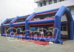 50' Inflatable baseball cage