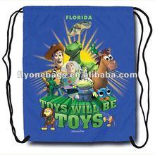 Toys Story drawstring school bag ,