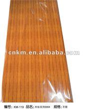 wood grain decorative hot stamping foil for plastic -new design