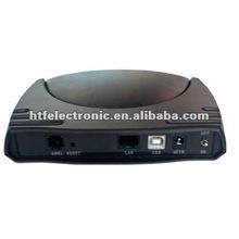 mini design Popular Cable 10/100M IEEE 802.3 & 802.3u compliance 1 Lan port and 1 USB port Adsl2+ Modem/Router-D