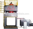 hydraulic opening and closing press machine